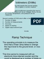 4 Digital Voltmeter