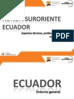 Ronda Suroriente Ecuador
