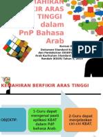 KBAT dalam PnP Bahasa Arab edited.pptx
