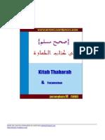 Hadits Thaharah