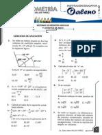 Pre-Universitario Verano 1 Trigonometria 2015