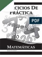Ejercicios Ppaa Matematicas g3!2!20-14