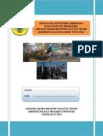 Buku Bimbingan Kerja Praktek 2013-2014