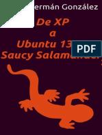 De XP a Ubuntu 13.10 Saucy Salamander - Diego Germán González