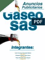 Presentación Anuncios de Gaseosas