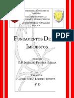 Piramide Jerarquica de Las Disposiciones Judiciales en Materia Fiscal