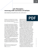 Expressive Art Therapies Torture1-2011