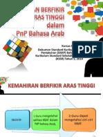 KBAT Dalam PnP Bahasa Arab