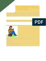 Las Posibilidades y Retos de La Escuela Para Prevenir y Disminuir Los Riesgos y La Necesidad de Apoyo Externo