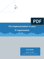 Caso Estudio ITIL