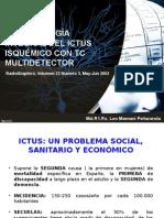 Imagenología Integral Del Ictus Isquémico Con Tc Multidetector