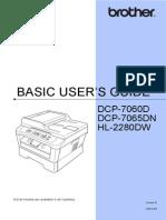 Brother Printer Manual
