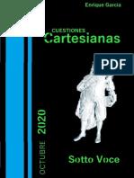 «Cuestiones Cartesianas»