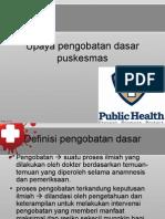 PPT Upaya Pengobatan Dasar