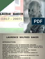 Laurence Wilfred Baker