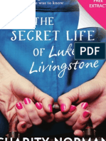 The Secret Life of Luke Livingstone - Charity Norman