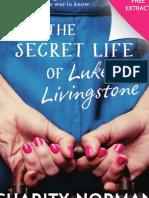 The Secret Life of Luke Livingstone - Charity Norman