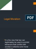 Legal Moralism