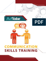 AdValue Communication Skills in English