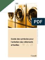 Symboles Entretien Vêtements_fr