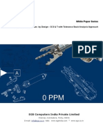 White Paper on Solving Quality Issues GDandT Tolerance Stacks Using SolidWorks SigmundWorks