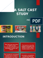 Tata Salt Case