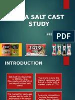 Tata Salt Case