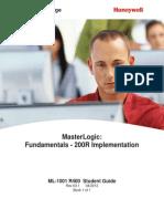 ML-1001 R400 Rev 03.1 Student Course Book