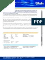 Probe Radii™ Dual Receiver CBT +Temp 275