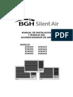 Bgh Aire Acondicionado Silent Air Compactos