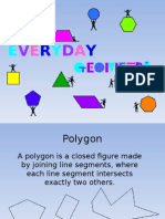 Everyday Geometry Powerpoint Lesson