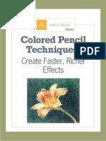 Artist Da Il Colored Pencil Tech 1