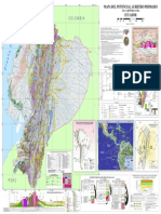 Mapa Potencial Ecuador