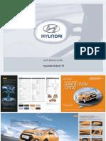 Hyundai Grand i10 Brochure 595