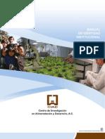 Manual de Identidad Institucional Ciad A.C.