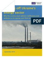 Dusting off Ukraine's energy sector - Why the country must address inefficiency and pollution at its ageing coal-fired power plants