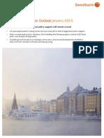 Swedbank Economic Outlook 27 January 2015