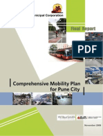Comprehensive Mobility Plan for Pune City