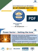 Indian Power Sector Overview_ Ashiskumar Pal 15Oct14