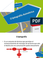 5.1 Criptografia Asimetrica