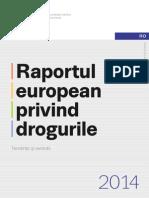 Raportul European Privind Drogurile 2014