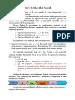 Operatorii Limbajului Pascal