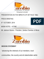 Moba Hotel - Effects of VAT
