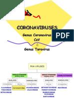 Corona Viruses