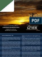Compendio Estadistico 2011 - DRC