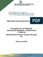 4_Syllabus Educacion Infantil Curriculum y Familia_Feb2014