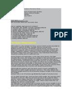 Tortoise Hibernation Information Sheet Care sheet