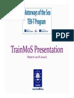 trainmos presentation