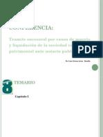 Conferencia Tramite Sucesoral Notarial