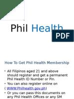 Phil Health P.W.P.